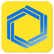 Overam - Edit your pictures using filters and geometric shapes