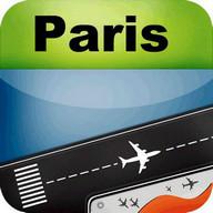 Charles de Gaulle Airport CDG Paris Flight Tracker