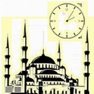 Prayer Time & Qibla (Widget)
