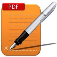 Handwritten PDF e-signatures
