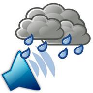 雨水的聲音