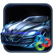 Speed Car GO Launcher