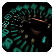 Speedometer 3D. Live Wallpaper