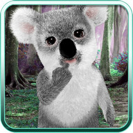 Talking Koala Bear