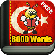 Learn Turkish Vocabulary - 6,000 Words