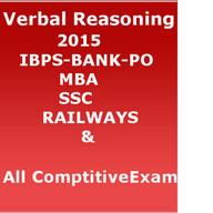 Verbal Reasoning Bank PO
