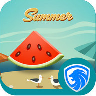 AppLock Theme -Watermelon