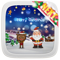 XmasGift Next Launcher Theme