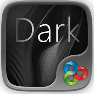 Dark  GO Launcher Theme