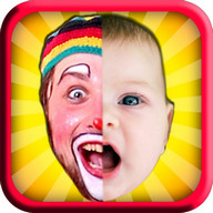 2 face maker: fun foto Editor