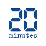 20 Minutes - Access all types of current events from 20 Minutes