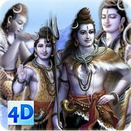 4D Shiva Live Wallpaper