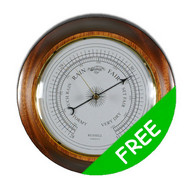 Accurate Barometer Free