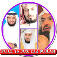 AlQuran 30 Juz 114 surah