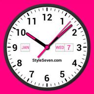 Analog Clock Widget Plus-7