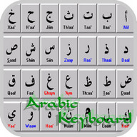 Guide for arabic keyboard fre