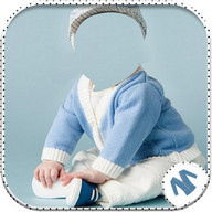 Baby Boy Photo Suit