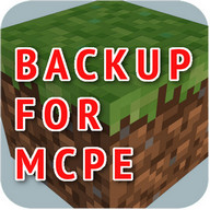 バックアップ for Minecraft PE Backup For MCPE