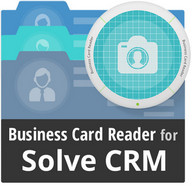Business Card Reader for Solve360 CRM