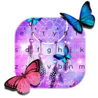 Butterfly Dream Keyboard Theme