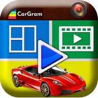 CarGram Video Frame Collage