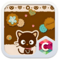 CHOCO CAT CARTOON KITTY THEME