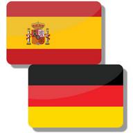 Spanish - German offline dict.