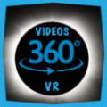 360 Videos for Android - A gallery for 360º videos