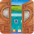 Door Screen Locker App