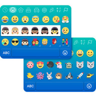 Emojione for iKeyboard