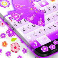 Flower Keyboard