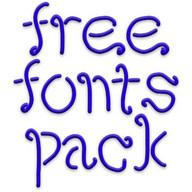 Fonts for FlipFont #13