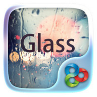 Glass GO Launcher Theme - Glass and its effects as your smartphone's theme