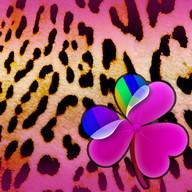 Pink Leopard GO Launcher Theme
