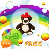 GO SMS Pro Cute Teddy Bear