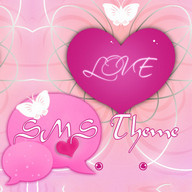 Romantique Theme GO SMS Pro