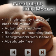 Good night, little Mozart