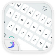 Emoji Keyboard-Gracy White