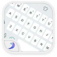 Emoji Keyboard-Gracy White