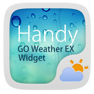 Handy GO Weather Widget Theme