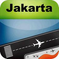 Jakarta Airport CGK Soekarno-Hatta Flight Tracker