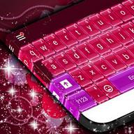 Hearts Keyboard Theme