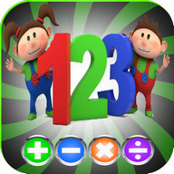 KIDS NUMBERS AND MATHS FREE