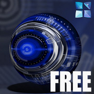Blue Krome Theme and Icons