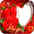 Love Valentine Photo Frames