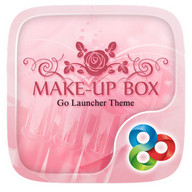 Make-up Case GO Launcher Theme