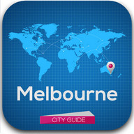 Melbourne Guide Map & Hotels