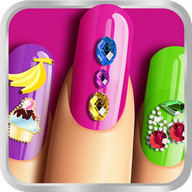 Nail Games™ Top Girls Makeup and Makeover Salon