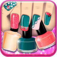 Nail Makeover – Girls Game