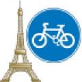 Offline GPS Paris Pistes Cyclables 2009